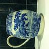 Blue Jar I thought was Wedgwood