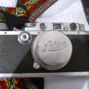 My Dad's WWII Leica - Cameras