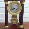 my  columns french clock