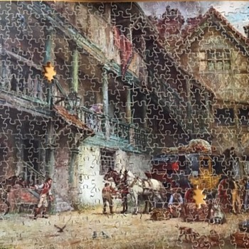 The Inn by Kingsbridge Puzzles - Games
