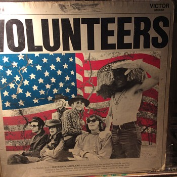 Volunteering To chew Gum Bee - Records