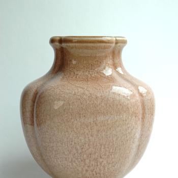 """EMILE DECOEUR & SEVRES , """"vase quadrilobé"""", shape n°76  - Art Deco"""