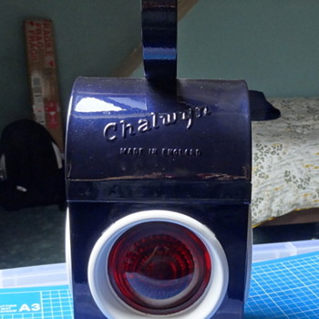 Chalwyn Road Lamp - my restoration is complete - Lamps