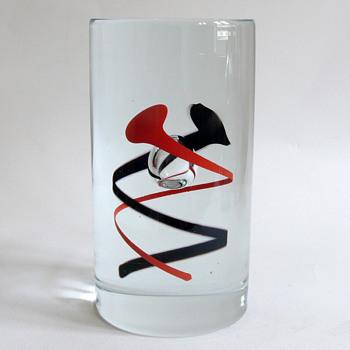 Beranek glassworks designed by Patrik Chroust - Art Glass