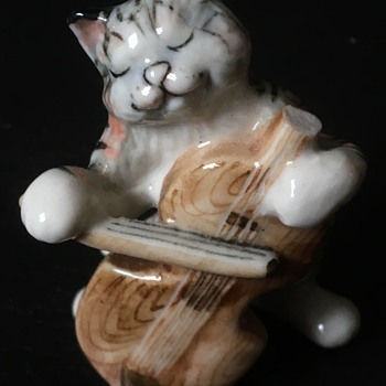 Vintage cat - Animals