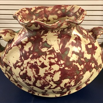 Art Pottery I.D. Great Mottled Glaze CAMARK OR—? - Pottery