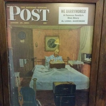 Norman Rockwell - Paper