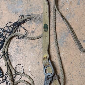 Vintage utility belt. - Tools and Hardware
