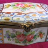 """SEVRES STYLE"" FRENCH PORCELAIN BOX"