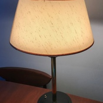 Gerald Thurston table lamp. - Lamps