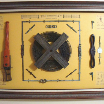 BRINKERHOFF BARBED WIRE AND TOOLS