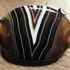Nice oval Agate brooch