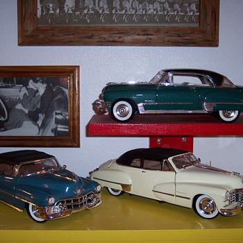 1/18 scale collection - Model Cars