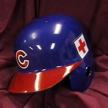 2005 Kerry Wood Cubs Batting Helmet