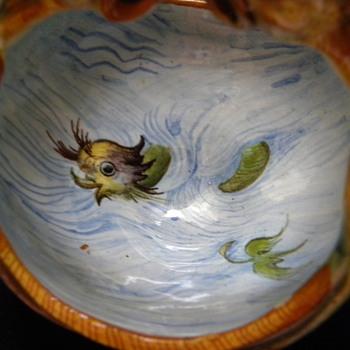 Majolica mystery! - Pottery