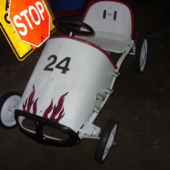 60s amc pedal car - Model Cars