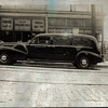 Cadillac Hearse, Scranton, PA 1930s-40s