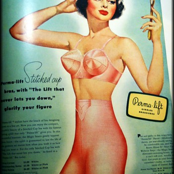 Vintage ADVERTISING from April 16, 1951 - Advertising