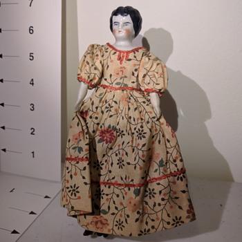 Porcelain doll 1930-1940? French? - Dolls