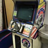 Rad Mobile 1991 By Sega      Arcade Coin-Op