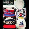 SKOAL TOBACCO HAPPY DAYS, TOKYO DISNEYLAND & CHICAGO WHITE SOX HATS
