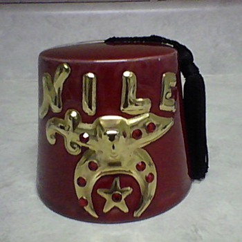SHRINER FEZ FRATERNAL ORGINIZATION BANK - Coin Operated
