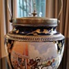 Vintage/Antique Biscuit Barrel