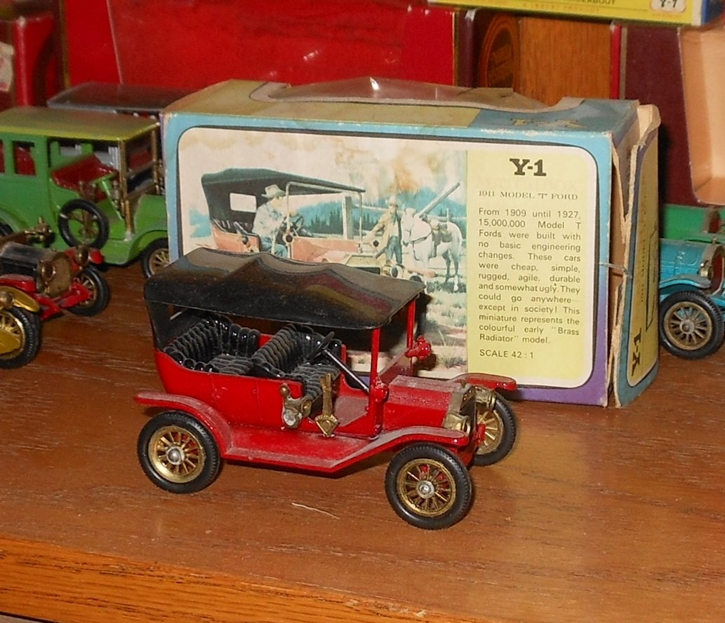 Matchbox Ford Model T Models of Yesteryear Y1 | Collectors Weekly