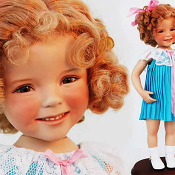 What Shirley Temple doll is this - Dolls