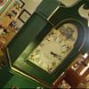 My Favorite Tall Case Wild Rose Clock