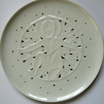 kpm berlin plates - siegmund schütz - China and Dinnerware