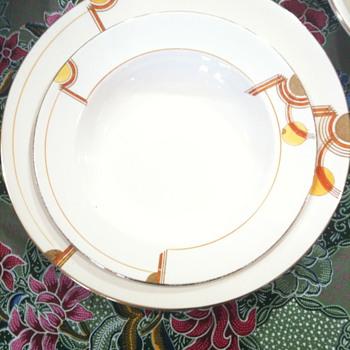 Burslem by keeling - Art Deco