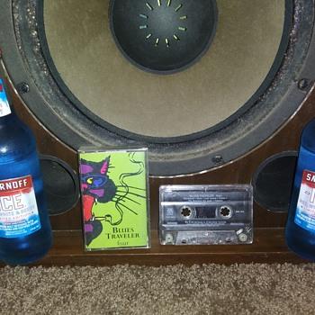 Blues Traveller...On Cassette Tape - Records