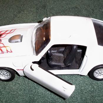 A Treasure From My Hobby Craft - Model Cars