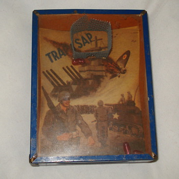 Trap-A-Sap War Game
