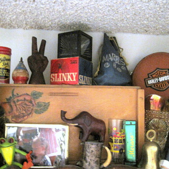1960's Slinky and more... - Toys