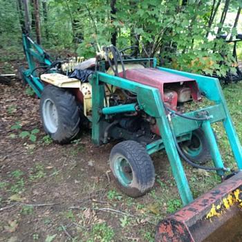 Hefty G tractor - Tractors