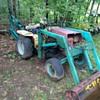 Hefty G tractor