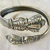Metal Bracelet - Victorian?