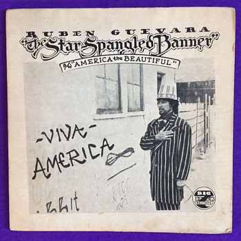 Difficult Listening 12 - The Star-Spangled Banner - Records