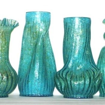 Dugan Art Glass: Pompeian [1906] - Art Glass