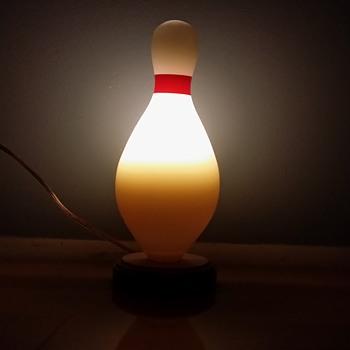 Why not make a duckpin night light? - Sporting Goods