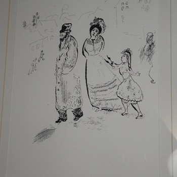 Chagall - Fine Art