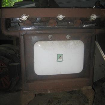 old stove strafford