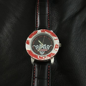 Coca Cola Watch - Coca-Cola
