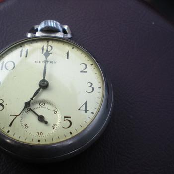 The E. Ingraham Company Pocket Watch - Pocket Watches