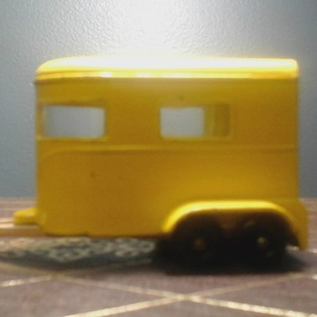 "Matchbox ""Pony Trailor"" - Model Cars"
