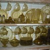 My Amber Madrid Pattern Depression Glass Collection