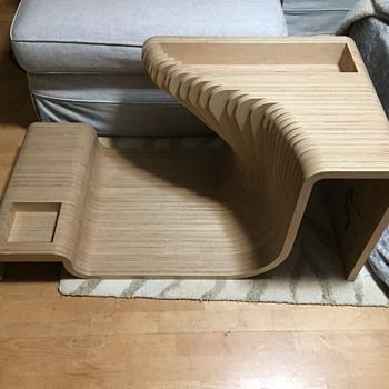 Plywood  laminate,table floor seat? - Furniture