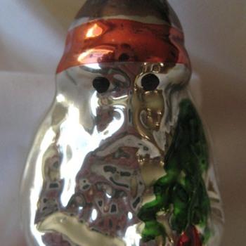 Vintage Christmas ornaments ... more info please  - Christmas